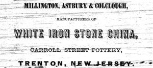 1865 millington, astbury and colclough