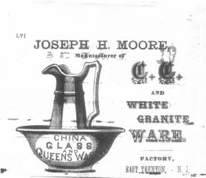 1872 Joseph H. Moore