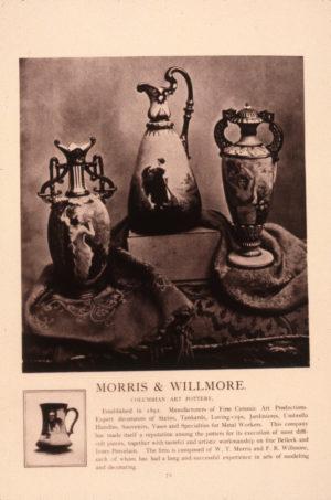 Columbian Art Pottery
