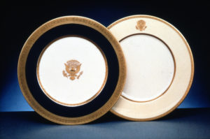 Lenox China Wilson Service for White House, 1917