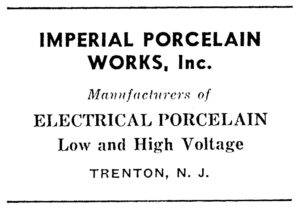 Imperial P small ad