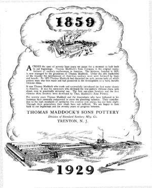 Maddock Ad