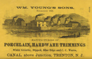 Wm Young & Sons 1872 Lant Directory